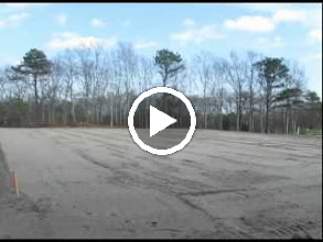 Video: Video clip 0:50 minutes. Pan of completed court. January 6, 2012.