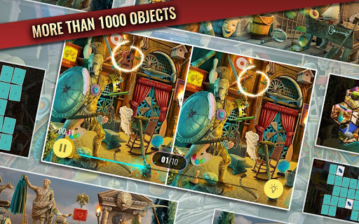 Ancient Rome Hidden Objects u2013 Roman Empire Mystery 3.01 screenshots 9