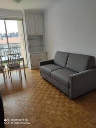 Appartement meublé 2 pièces 56,93 m2