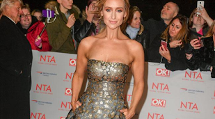 Catherine Tyldesley wants Sheridan Smith's variety in her own career