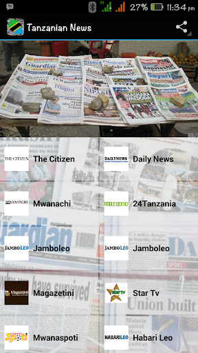 Tanzanian News