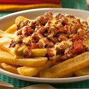 Chili 'N' Cheddar Fries