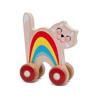 Katt på hjul