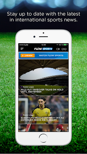 Flow Sports 1.3.9 screenshots 1