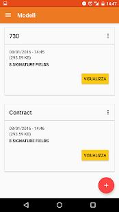 App GraphoSign - náhled