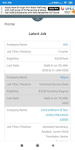 Download JobJob.in-The Career Network For PC Windows and Mac apk screenshot 2