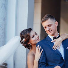 Wedding photographer Anna Rotaru (Nash07h). Photo of 04.10.2016
