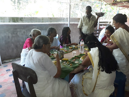 Br. Shaji conducted a special X'mas Event with respect to Bethel Event Management in our Old Age Home - 17/Dec/2017.