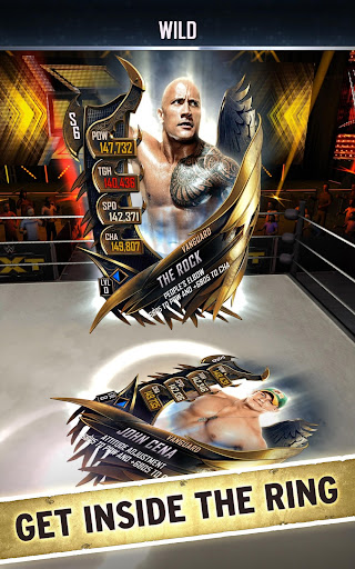 WWE SuperCard – Multiplayer Card Battle Game screenshot 15