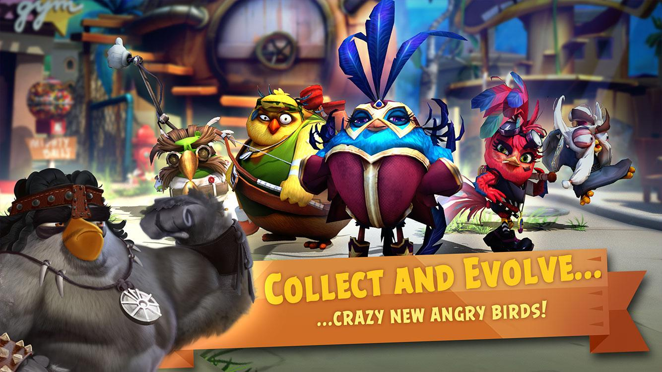 Angry Birds Evolution - Android gry - an_na2010 - Chomikuj.pl