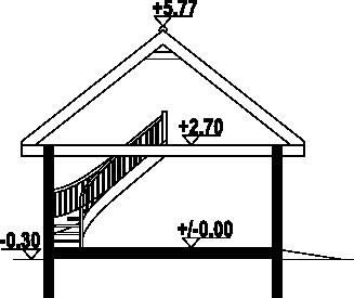 DP-GDS-02S - Przekrój