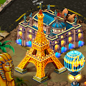 Magica Travel Agency - Match 3 Puzzle Game icon