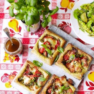 Vegetable Tartlets
