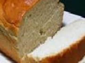 Batter Bread- Easy Yeast Bread- Grandma's