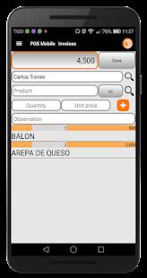 POS Mobile screenshot