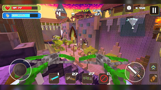 Dungeon Hero: A Survival Games Story 1.71 screenshots 6