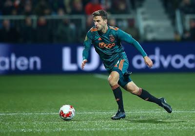 Officiel: l'Ajax perd un défenseur, qui file en Angleterre