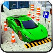 Multistory Car Crazy Parking: Smart Car Parking 3D