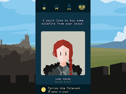 Reigns: Game of Thrones 1.09 b40 Patched Apk [Unlocked Full] 9