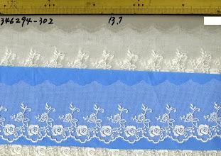 Photo: №346294-30(746294)チュールレースオフ:巾65㎜ (¥175/m13.7mから)