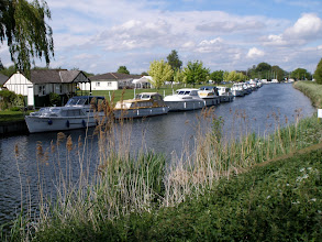 Photo: Marina at Clayhithe