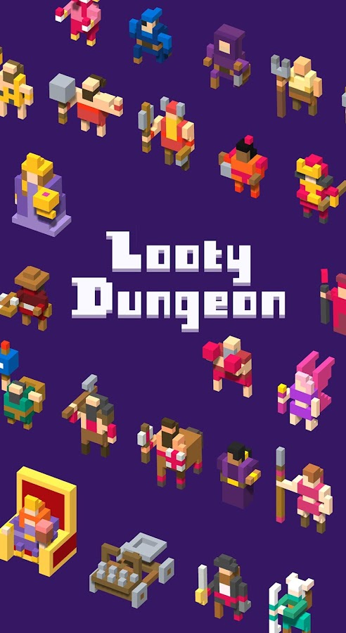 Looty Dungeon- screenshot
