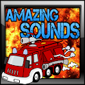 Fire Truck Siren and Horn icon