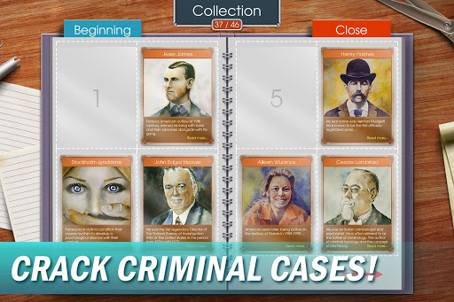 Detective Story: Jack's Case - Hidden objects 1.6.6 {cheat hack gameplay apk mod resources generator} 2