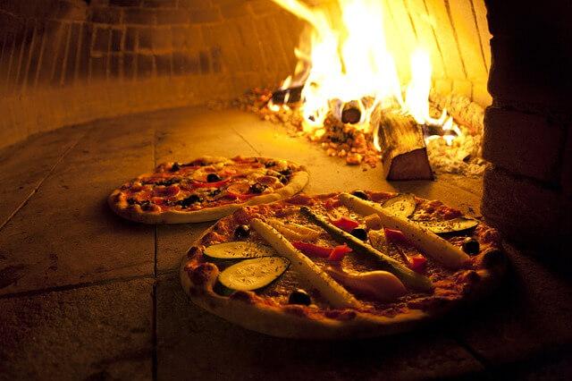 horenado de pizza