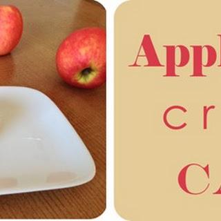 Apple / Pear Crumb Cake
