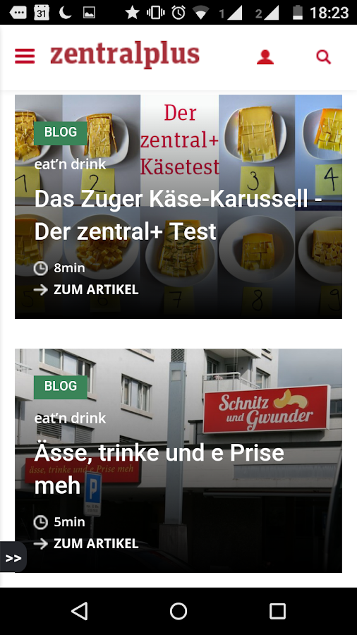 zentralplus- screenshot