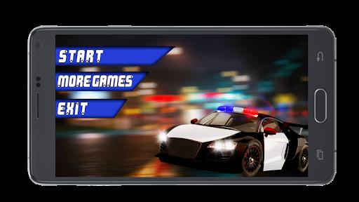 Real Police Car Simulator