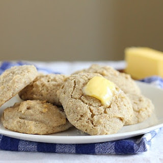 Buckwheat Flour Biscuits.