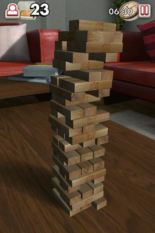 Jenga Free screenshot 1