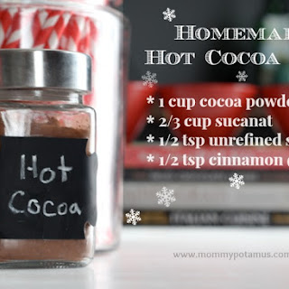 Hot Chocolate Mix With Homemade Marshmallows