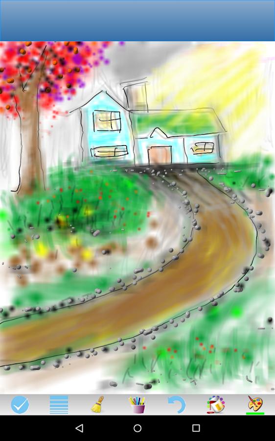 Animated Paint Pad- screenshot