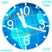World Time Search Engine