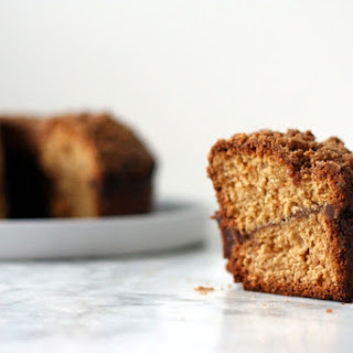 Buttermilk-Streusel Coffee Cake