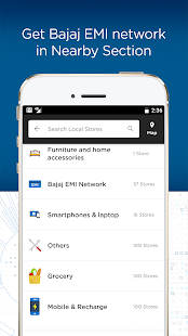 App Bajaj Finserv Wallet - No Cost EMIs, Recharges APK for Windows Phone
