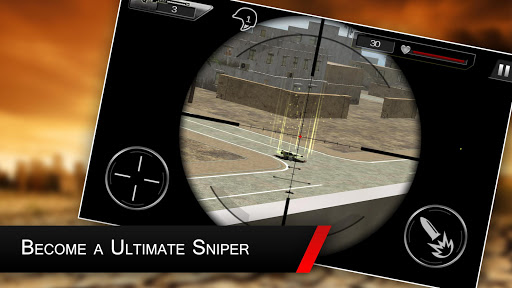 美國橫衝直撞3D狙擊