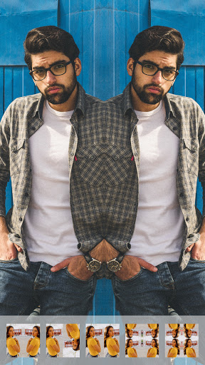 Mirror Image: Photo Collage Maker, Selfie Camera 1.7.2 Screenshots 3