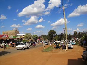 Photo: Chogoria streetscene