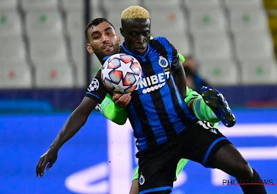 Le FC Bruges ne pourra pas compter sur Krépin Diatta face au Zenit
