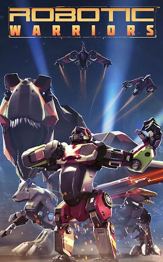 Robotic Warriors screenshot 7