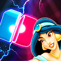 A Whole New World - Aladdin Magic Saber icon