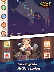 Click Chronicles 2 Mod Apk [Free Shopping] 9