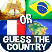 4 Pics Guess the Country Quiz