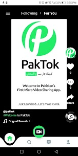 PakTok For Android 1