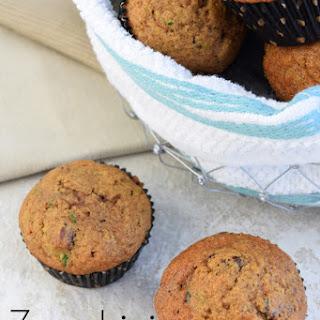 Zucchini Muffin.