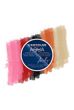 Kryolan, Aquacolor 8ml